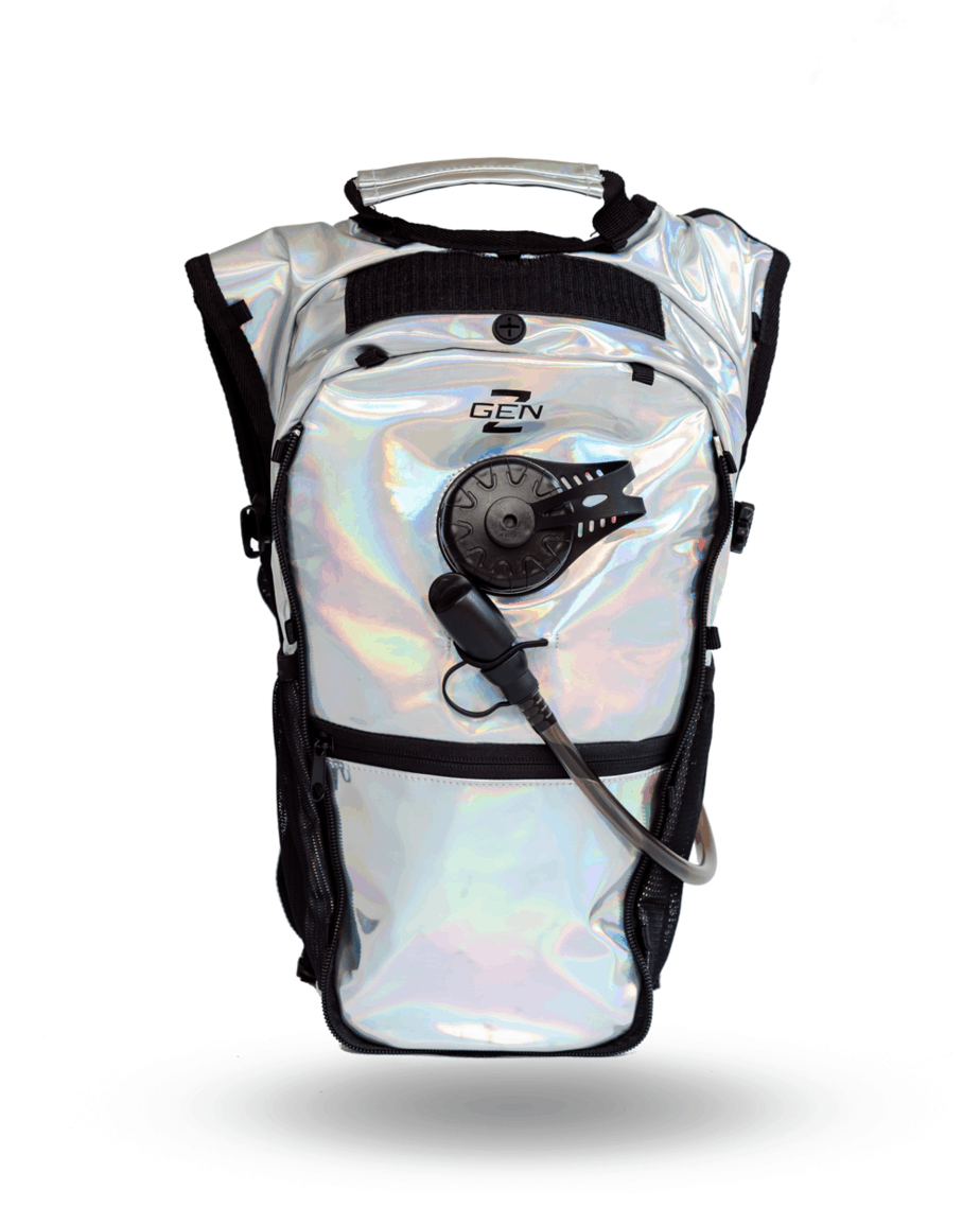 Hydration Pack – Holographic