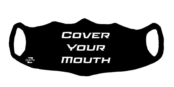 cover your mouth for website