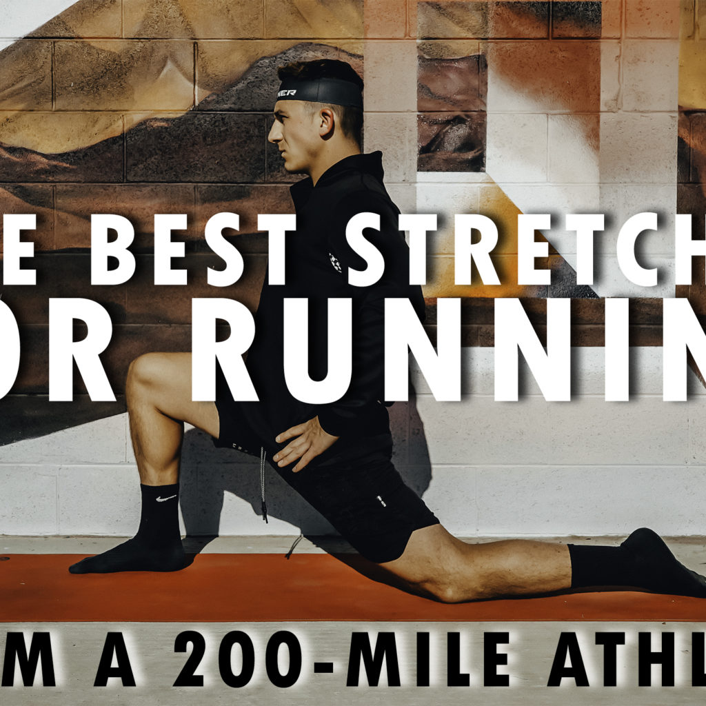 Best Guided stretching routine for runners